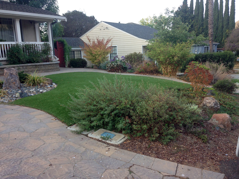 How To Install Artificial Grass Ballard California Lawn And