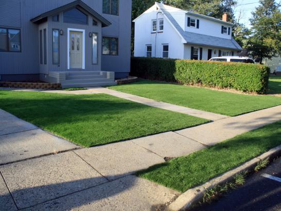 Artificial Grass Photos: Artificial Grass Installation Smith Corner, California Garden Ideas, Front Yard Landscaping Ideas