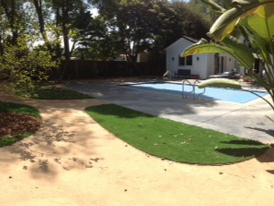 Artificial Turf Aguanga, California Landscaping, Backyard Design artificial grass