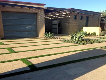 Fake Grass Calimesa, California City Landscape, Front Yard artificial grass