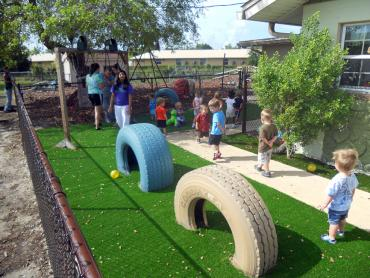 Artificial Grass Photos: Fake Turf Colton, California Indoor Playground, Commercial Landscape