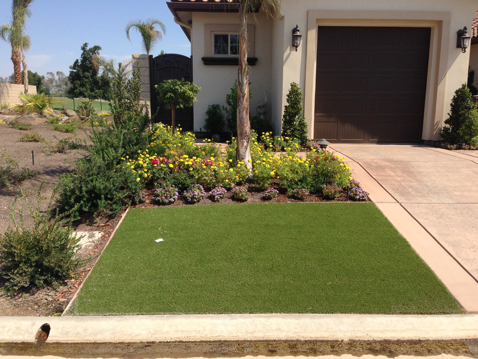 Synthetic Turf Carlsbad California Landscaping Small Front Yard